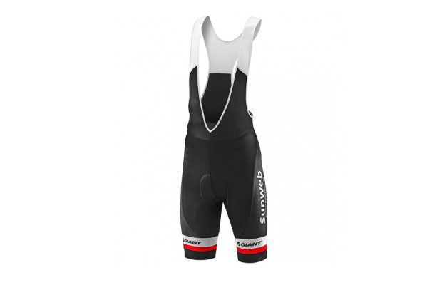 Giant  шорты мужские Team bib Sunweb Replika 2018 (XL-XXL, black)