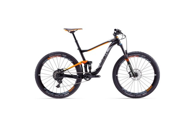 Велосипед Giant Anthem Advanced 2 2017
