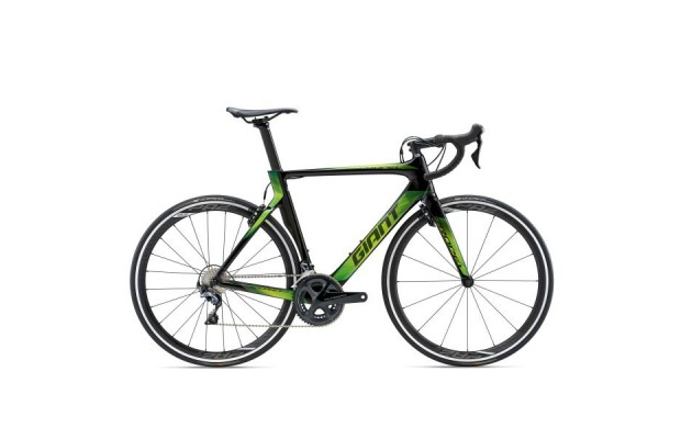 Велосипед Giant Propel Advanced 1 2018
