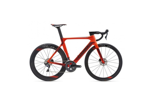 Велосипед Giant Propel Advanced Disc 2018