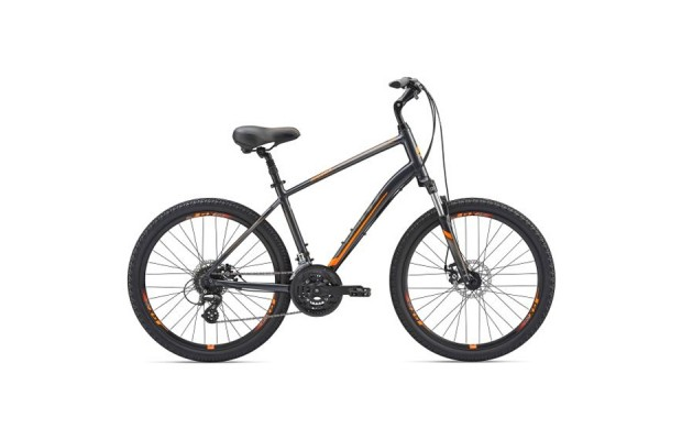 Giant  велосипед  Sedona DX- 2019 (M, 25 gun metal black)