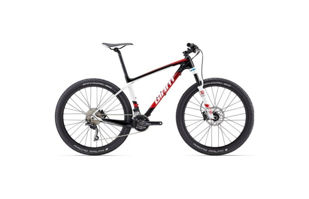 Велосипед Giant XTC Advanced 3 2017