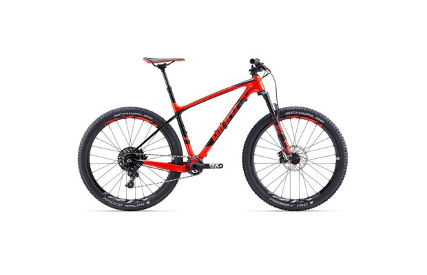 Велосипед Giant XTC Advanced SX 2017