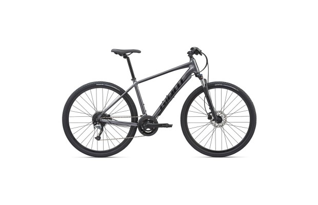 Велосипед Giant Roam 2 Disc S Charcoal/Black 2020