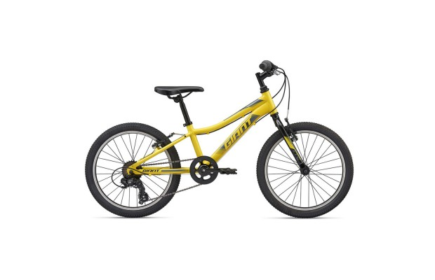 Велосипед Giant XtC Jr 20 Lite Lemon Yellow 2020