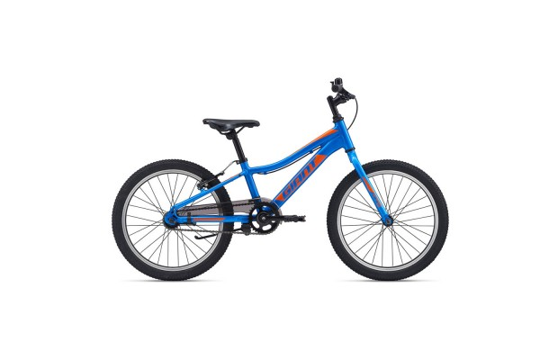 Велосипед Giant XtC Jr 20 Metallic Blue 2020