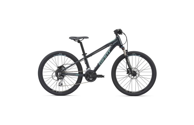 Велосипед Giant XTC SL Jr 24 Metallic Black 2020